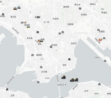 Apple hkmap.live