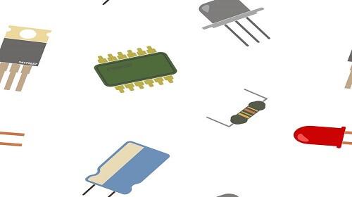 Elektronik komponent